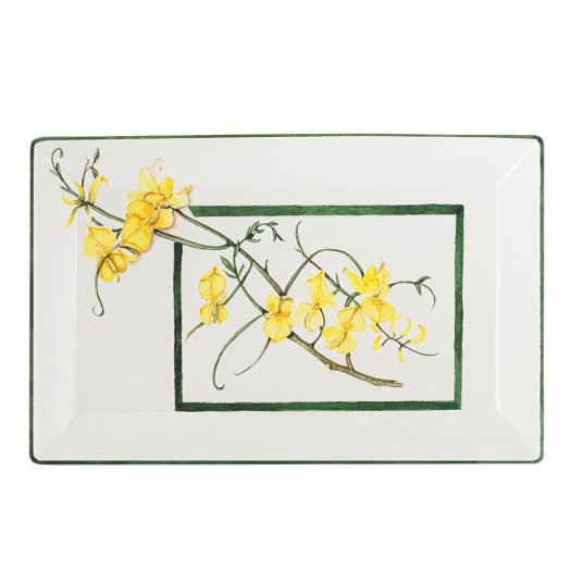 Ginestra Collection Service Plate by Paola Caselli