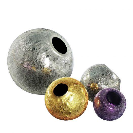 Luna Sole Venere Set of Four Vases