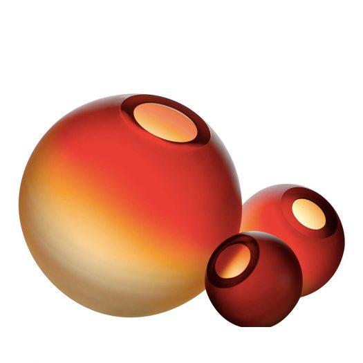 Marte Set of Three Vases