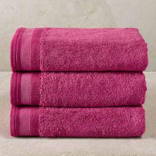 Guest Towel 40x60-Fuchsia