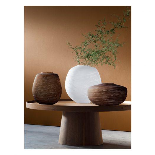 Boulder Vase H17.5cm