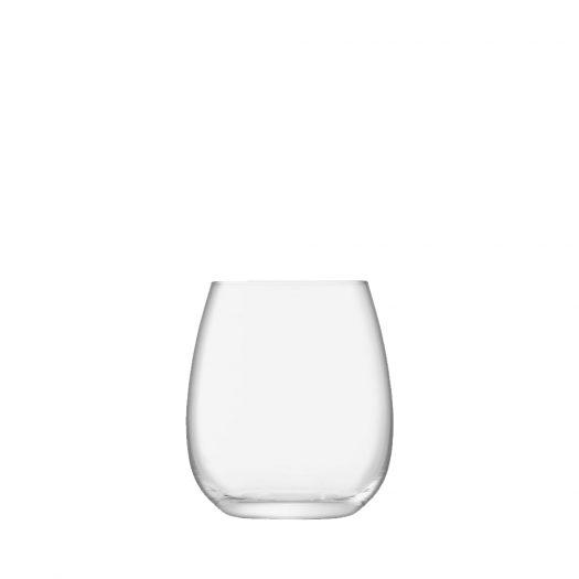 BoroughStemless Glass x 4 455ml