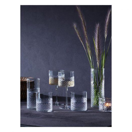 WickerWine Glass x 2 320ml