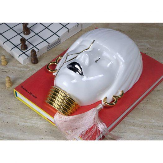 Nina II Ceramic Figurine