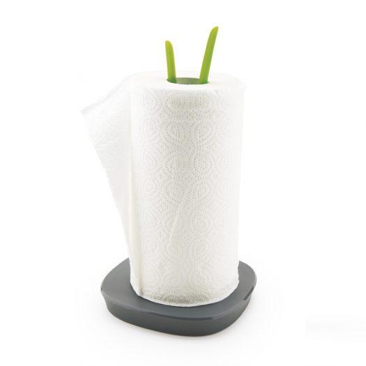 Paper towel holder in leaves shape 35 cm (plastic)