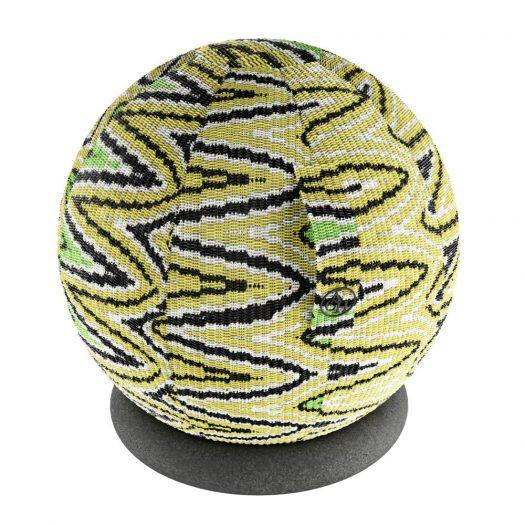 Svelta Ottoman Seating Balls Green