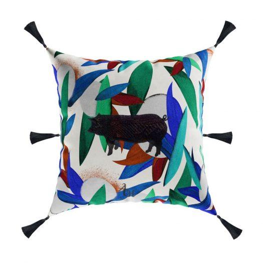 Artichoke decorative couch