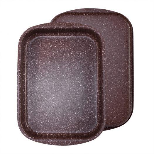Roaster 30x22x6 cm (aluminium with non-stick coating)