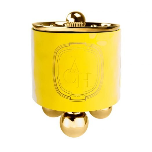 Achi candle Yellow
