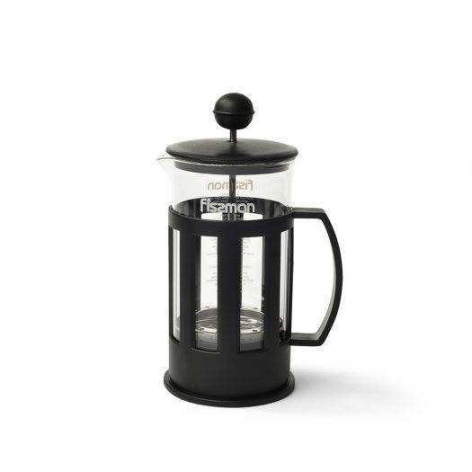 French press coffee maker CAMELLIA 350 ml (borosilicate glass)