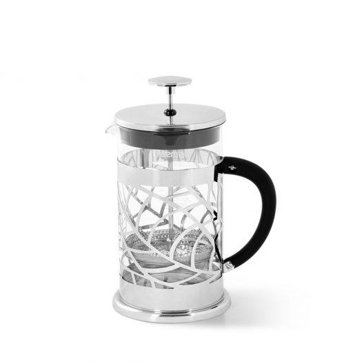 French press coffee maker BICERIN 600 ml (borosilicate glass)
