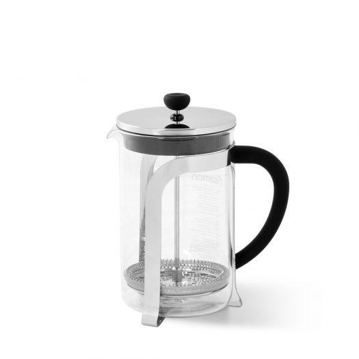 French press coffee maker BREVE 600 ml (borosilicate glass)