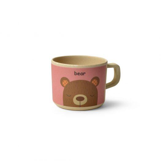 Bamboo Mug BEAR 225 ml