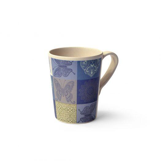 Bamboo Mug BUTTERFLY 330 ml