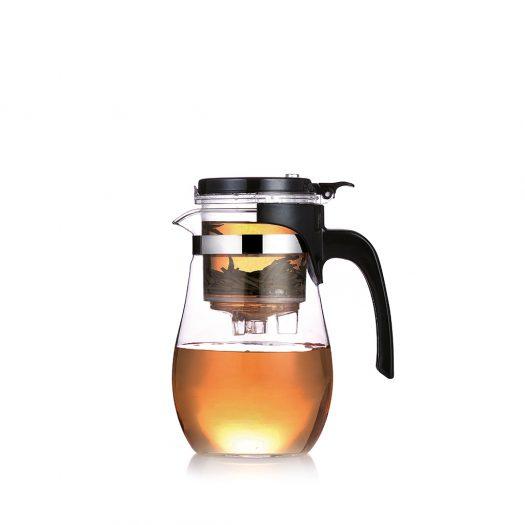 Glass Tea pot 900 ml GUNFU
