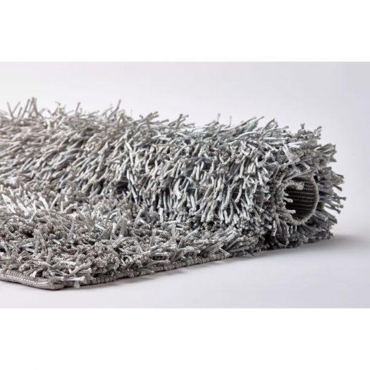 Kemen - Bath mat - 70x120 cm - Silver grey