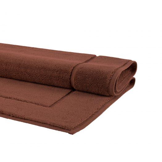 London - Bath mat - 70x120 cm - Umber