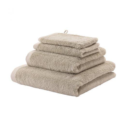 London - Towel - 55x100 cm - Linen set of 3