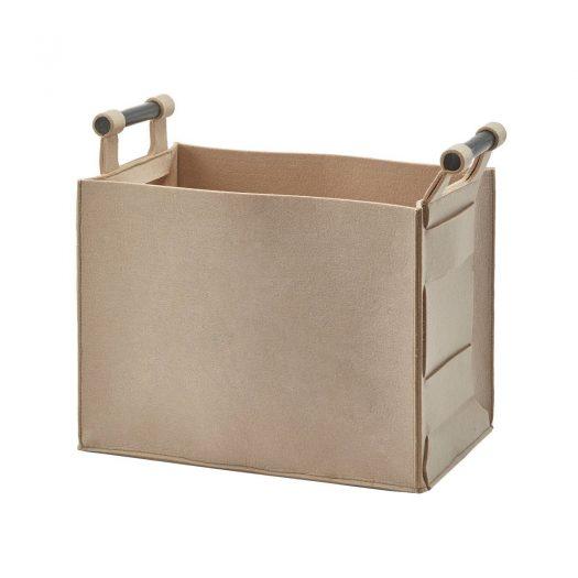 Luz - Storage basket - Beige