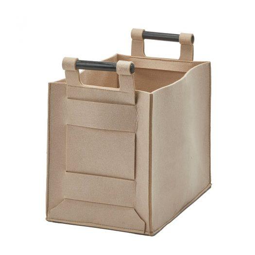 Luz – Storage basket – Beige