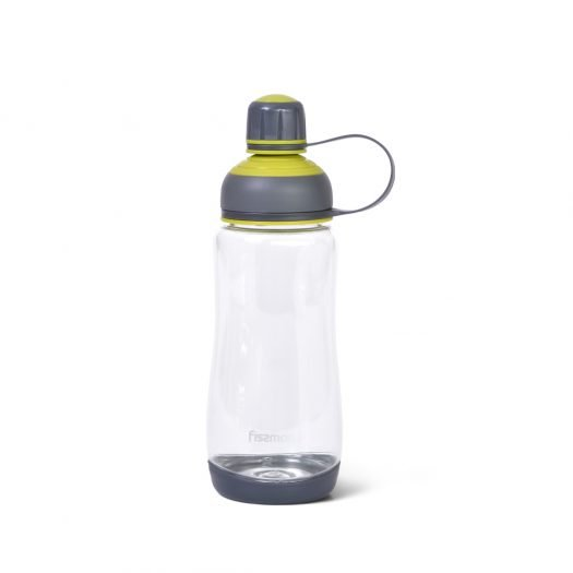Water Bottle 600 ml (Red/Green) Color
